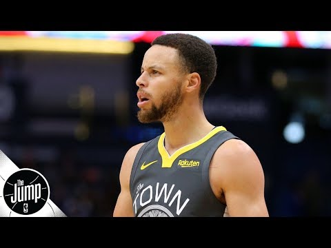 Stats guru explains why the NBA should move 3-point line back | The Jump