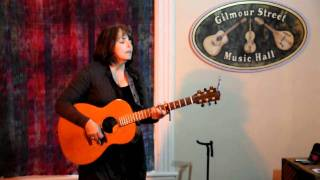 Lynn Miles at Gilmour Street Music Hall - Black Flowers