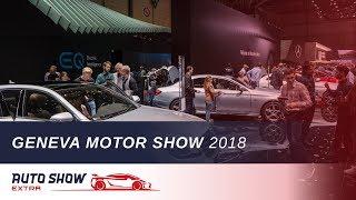 MercedesBenz A Klasa Geneva International Motor Show 2018