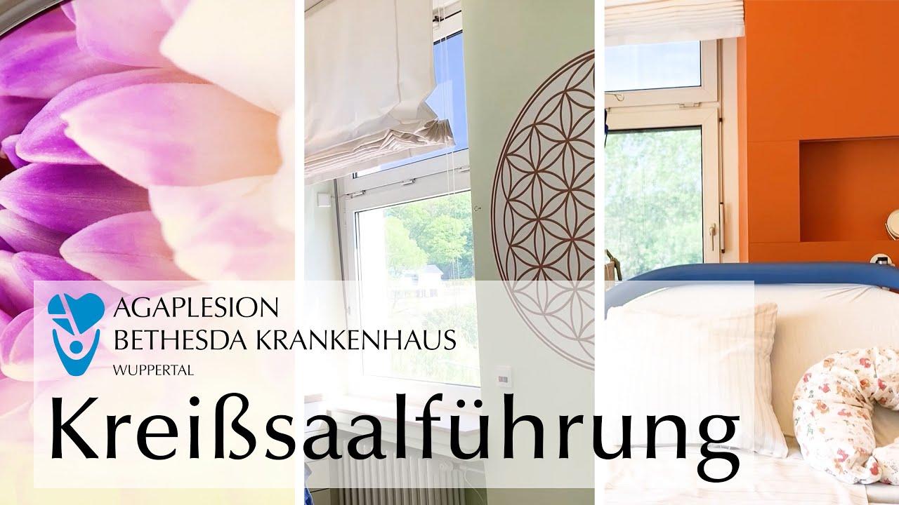 Agaplesion Bethesda Krankenhaus Wuppertal Geburtshilfe
