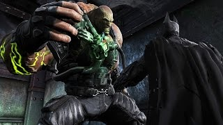 Batman Arkham Origins: TN-1 Bane Boss Fight (4K 60fps)