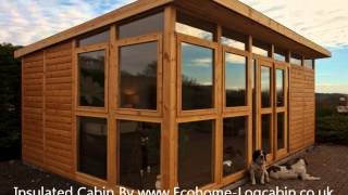 how to insulate your shed garden room home office outdoor workshop or log cabin