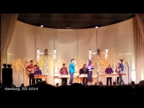 Eidelweiss - HiVi & Kolintang Kawanua Jakarta. SOI 2014