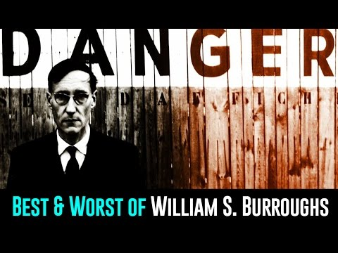 The Best & Worst of William S. Burroughs
