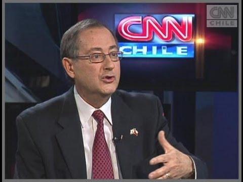 Entrevista Con El Embajador De Israel En Chile, David Dadonn