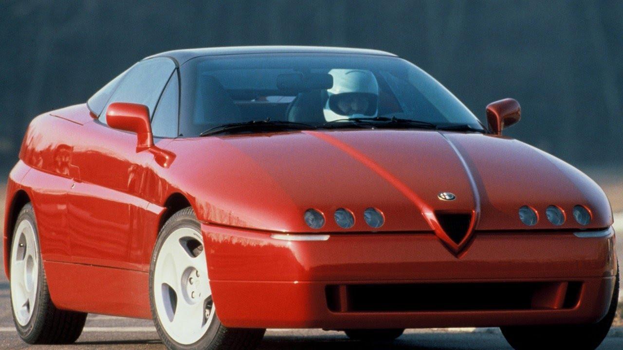 1991 alfa romeo 164 proteo concept - youtube