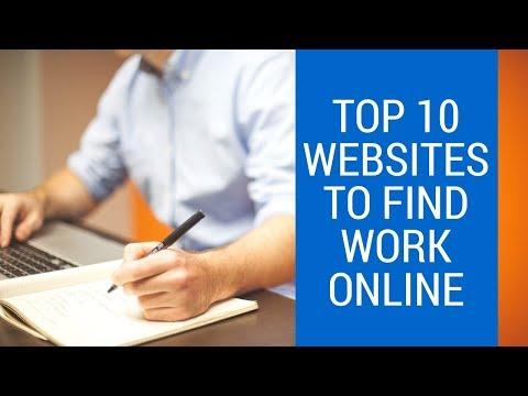 Top 10 Freelance Websites to Find Work Online