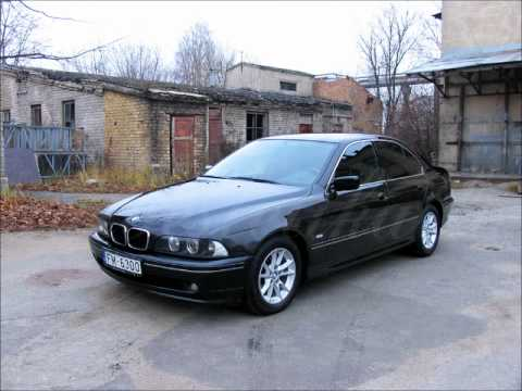 autoestetika bmw 525d e39 youtube. Black Bedroom Furniture Sets. Home Design Ideas
