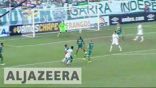 Brazil's Chapecoense in first match since plane crash