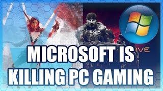 Microsoft is Attacking PC Gaming with UWP