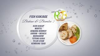 Resep Fish Kakiage Enak dan Sederhana dari Resep Bunda Catering