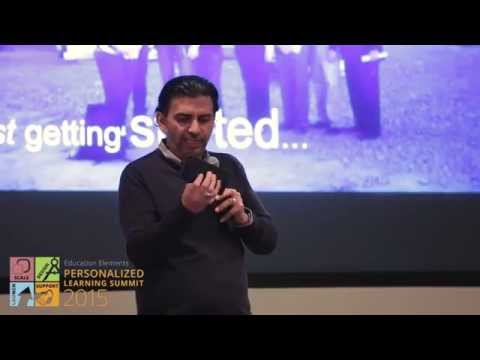 Jaime Casap's  Keynote at the Education Elements Personalized Learning Summit 2015