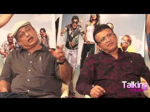 Exclusive Interview - Annu Kapoor Piyush Mishra on The Shaukeens