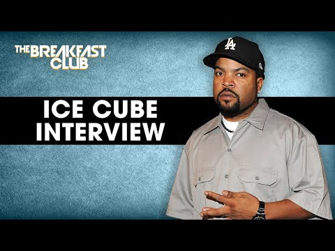 Ice Cube Talks Contract With Black America, Reconstructing The System + More