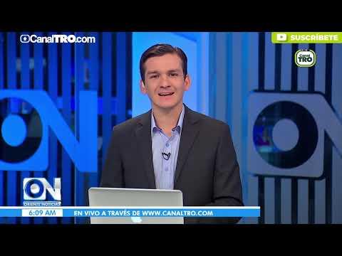 Oriente Noticias primera emisión 27 de septiembre
