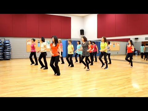 Have A Good Time - Line Dance (Dance & Teach in English & 中文)