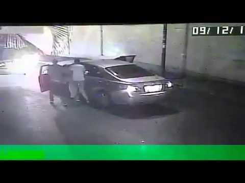 Escalofriante secuestro en Caracas es captado por cámara de seguridad