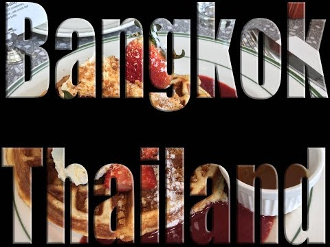 Bangkok Thailand - Food Travel Blog 2017 - Clinton St. Baking / Indonesian Food / Mister Donut
