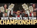 WWE 2K19: The Brand New WWE Women's Tag Team Championships!