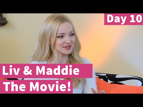 'Liv and Maddie' Movie? Dove Cameron Gives Her Take! 10 Days of Dove, Day 10