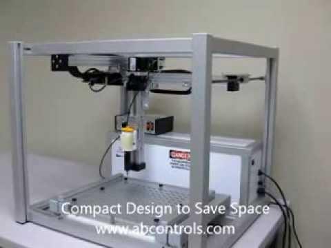 Cartesian Robots | AB Controls