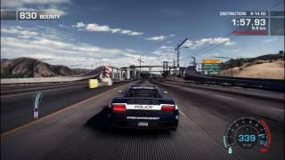 Need For Speed Hot Pursuit- PART 70 Guided Missile