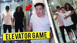 (SCARY) DO NOT PLAY THE ELEVATOR GAME AT 3 AM!! *DIFFERENT REALMS*