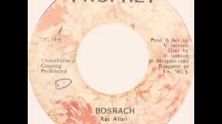 Prince (Ras) Allah - Bosrach
