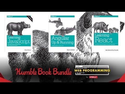 Humble Web Programming Bundle ++ GameDev Software Sale