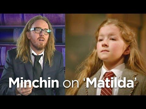 Tim Minchin on writing the music to Matilda by Roald Dahl
