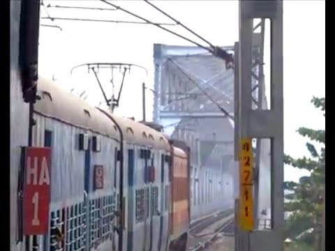 TAMILNADU EXPRESS | VIJAYAWADA CHENNAI in DAYLIGHT | HIGH SPEED SKIPS , CROSSINGS | INDIAN RAILWAYS