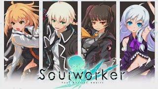 BGM:Soul Worker  01.MAIN TITLE BGM (ソウルワーカー)