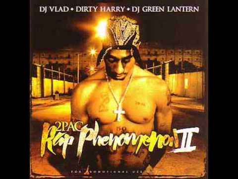 Dirty Harry, Green Lantern and DJ Vlad - Me Against the World (Tupac Remix)