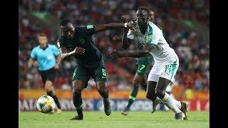 MATCH HIGHLIGHTS - Senegal v Nigeria - FIFA U-20 World Cup Poland 2019