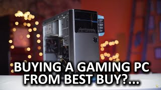 Buying a Gaming PC at Best Buy – How Bad is it?(Can you get a GOOD gaming PC at your local Best Buy or other big box store nowadays? The answer may surprise you... Logitech link: Buy the G633 on ..., 2016-01-25T07:44:16.000Z)