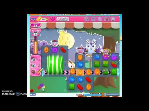 Candy Crush Level 2350 help w/audio tips, hints, tricks