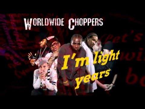 Tech N9ne - Worldwide Choppers [Lyrics on Screen]