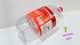 Awesome way to recycle plastic bottle how to recycle plastic bottle best reuse idea