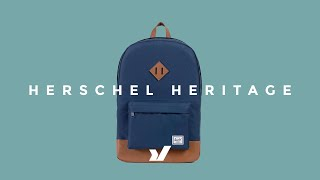 The Herschel Heritage Backpack Thumbnail