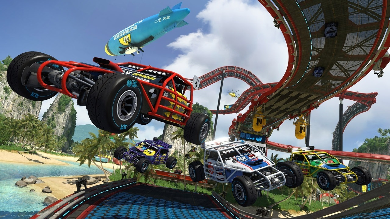 trackmania turbo ps4 car racing games videos games for kids gameplay video