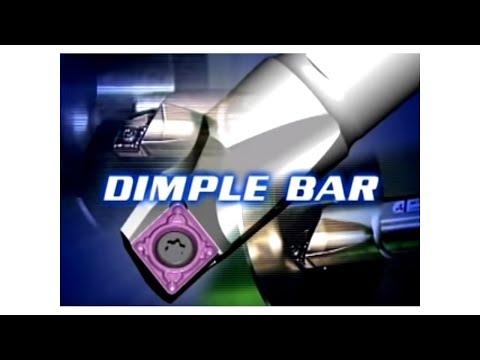 Mitsubishi Materials Anti-Vibration Dimple Boring Bars
