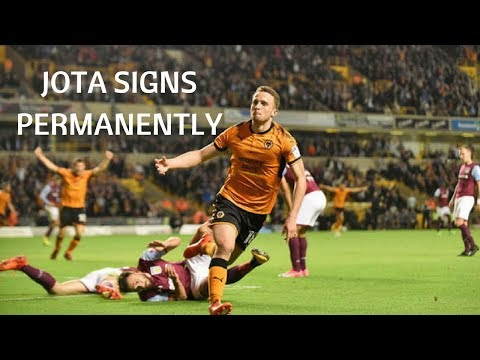 Jota Signs Permanently!