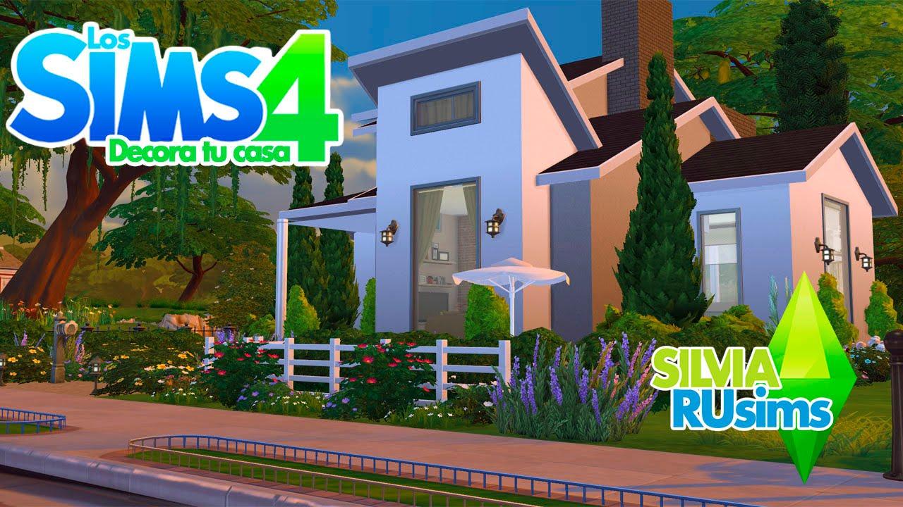Los sims 4 decora tu casa cap 4 youtube - Decora tu casa juegos ...