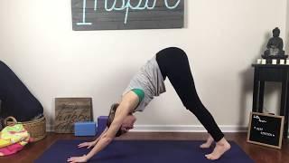Lower Body Stretch