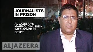 CPJ: Record number of journalists jailed in 2017