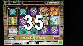 Online Casino Club Einzahlungs-Freispiele Maya Gold