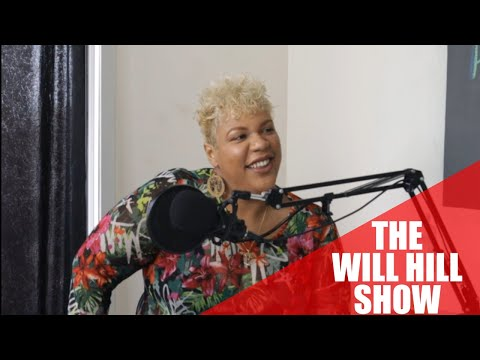 Allie Kay Talks Comedy, Family, Being A Makeup Artist & More - The Will Hill Show