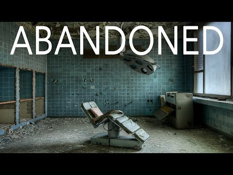 ABANDONED HOSPITAL! (Found BLOOD VIALS!)