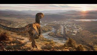 JURASSIC WORLD FALLEN KINGDOM FULL ENDING SCENE HD /FAN MADE/ TRAILERS / CHRIS PRATT/JEFF GOLDBLUM