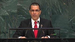 Venezuela slams US travel ban